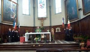 Messe du centenaire du 16 novembre 2014